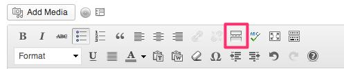 WordPress More Tag