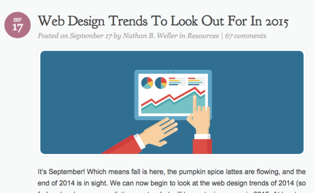 Web Trends Featured